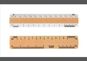 compare and contrast the metric and english systems of measure