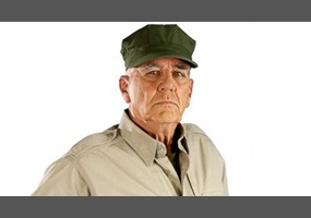 r lee ermey the actor who played gunnery sergeant hartman in full
