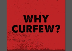 reasons why there should be a curfew