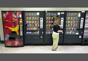 removing candy machines in schools essay