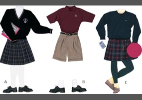 what should i wear to school