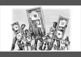 Is Income Inequality Really A Problem In The U S Debate Org