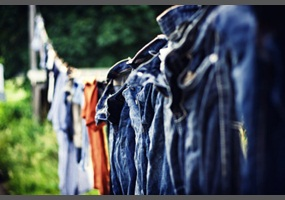 a374522e481 Is the advice of Levi Strauss CEO Chip Bergh not to wash your jeans  environmentally sound?