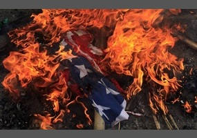 should burning the american flag be illegal