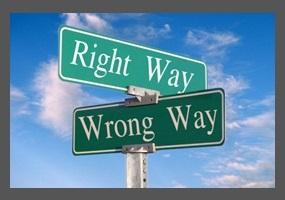 speech on declining moral values