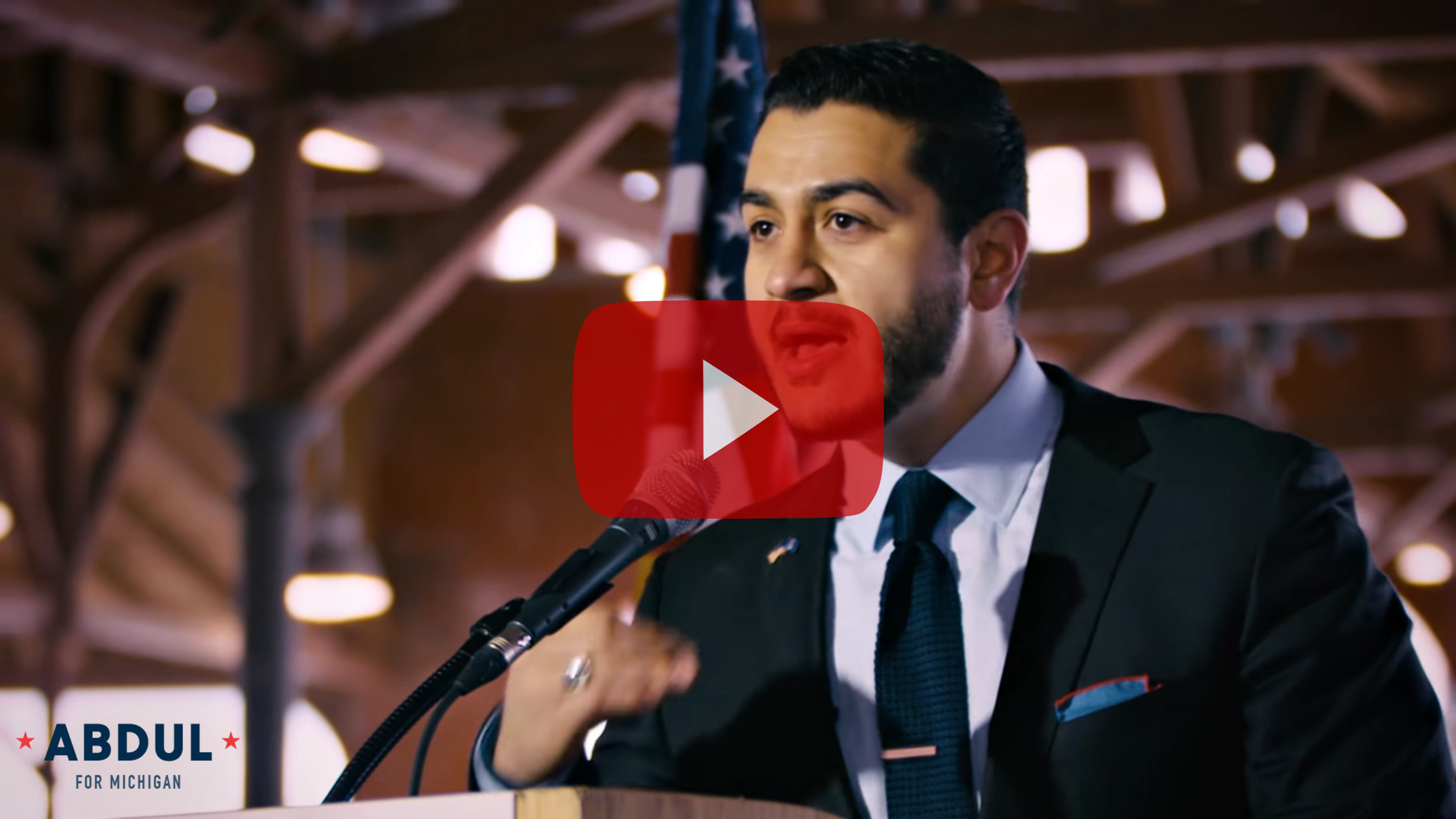 Abdul El-Sayed for Michigan