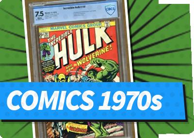 Comics 1970s