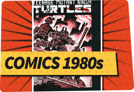 Comics 1980s
