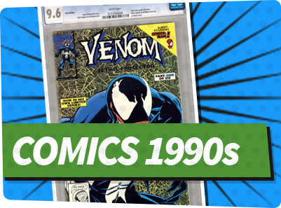 Comics 1990s