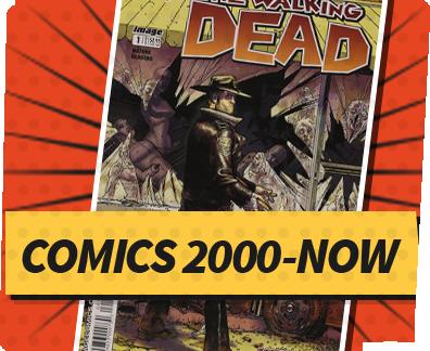 Comics 2000-Now