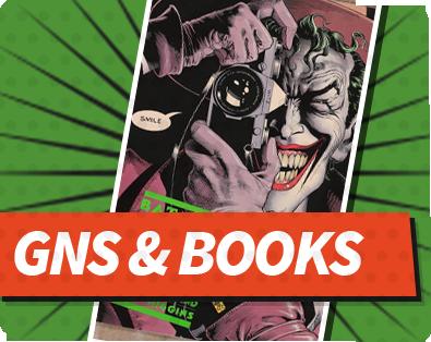 GNs & Books