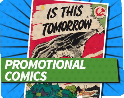 Promotional  Comics