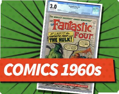 Comics 1960s