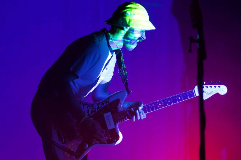 Portugal, The Man performs at the Bonnaroo Music and Arts Festival.