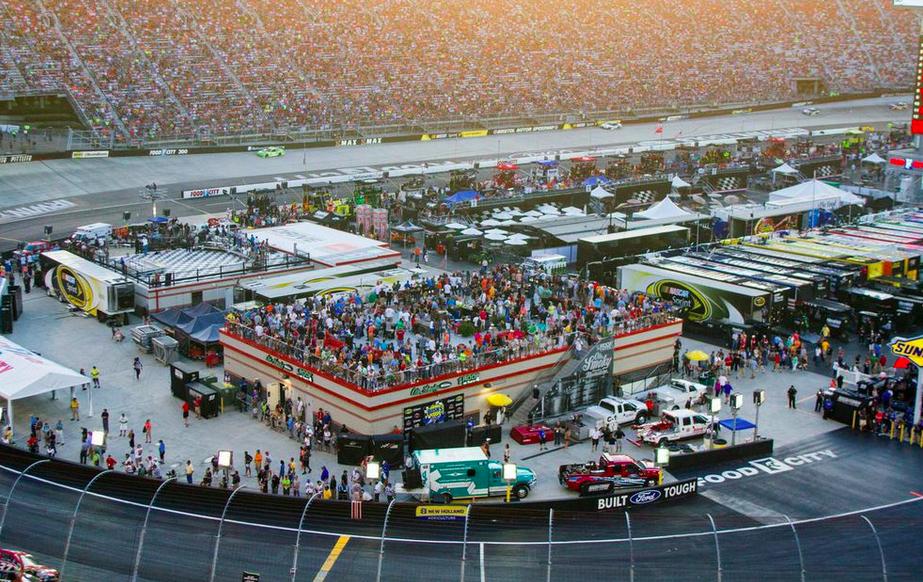 Bristol Motor Speedway Ole Smoky Tennessee Moonshine