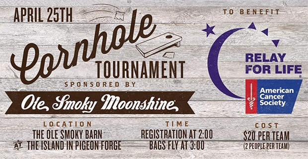 Ole Smoky Cornhole Tournament