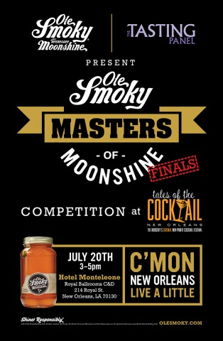 Don't Miss Ole Smoky's Tasting Room at Tales of the Cocktail!