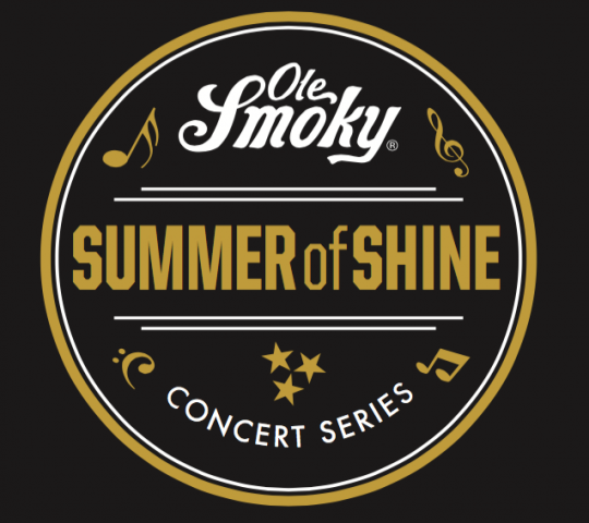 Ole Smoky Hosts 2nd Annual Summer of Shine Concert Series