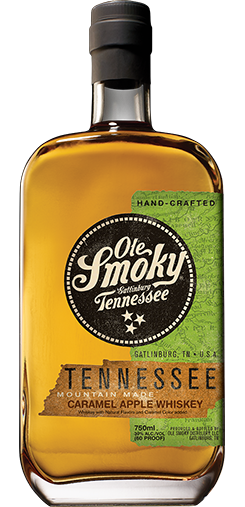 Caramel Apple Flavored Whiskey*