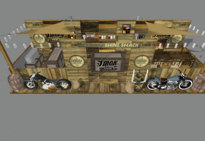 Ole Smoky Tennessee Moonshine Debuts at the Nightclub & Bar Convention and Trade Show at Booth #629