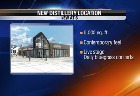 """""""Moonshine Store Plans to Open in Pigeon Forge"""" - Local 8 News"""