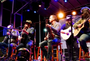 Sevier County Celebrates An Uplifting Night With Mountain Tough Benefit Concert