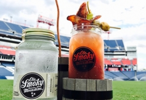Ole Smoky Tennessee Moonshine Becomes a Proud Supporter of The Tennessee Titans