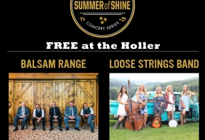 FREE Concert with The Loose Strings Band at the Holler