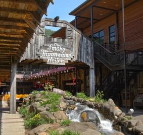 Ole Smoky Moonshine Distillery, Gatlinburg, Tennessee