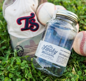 OLE SMOKY HITS A GRAND SLAM AS THE OFFICIAL MOONSHINE OF THE TENNESSEE SMOKIES