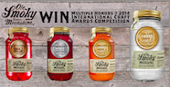Ole Smoky Tennessee Moonshine Honored By The New York International Spirits Competition