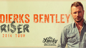 COUNTRY MUSIC STAR DIERKS BENTLEY AND OLE SMOKY® TENNESSEE MOONSHINE® ALIGN FOR BRAND PARTNERSHIP