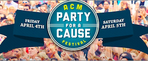 "THE ACADEMY OF COUNTRY MUSIC ANNOUNCES FAN ACTIVITIES & BRAND PARTNERSHIPS FOR THE 2ND ANNUAL ACM PARTY FOR A CAUSE® FESTIVAL  AT THE LINQ IN LAS VEGAS DURING ""THE WEEK VEGAS GOES COUNTRY®"""