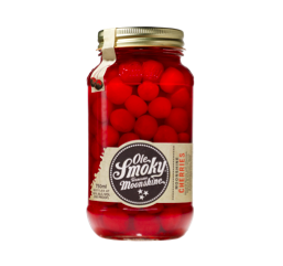 Ole Smoky Moonshine Cherries Jar Image