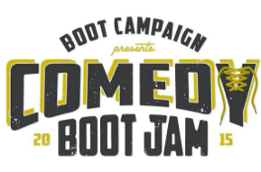 OLE SMOKY MOONSHINE IS THE OFFICIAL SPIRITS SPONSOR OF THE BOOT CAMPAIGN'S COMEDY BOOT JAM