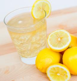 Lemon Drop Lightnin' Sweet Tea