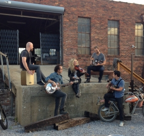 Natalie Stovall and The Drive Debut Music Video for Mason Jar!