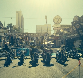 Ole Smoky Joins Hogs and Heifers for the Las Vegas Bike Fest!