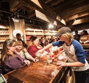 The Wall Street Journal | Even Moonshine Is Going Upscale With Funky Flavors and Tasting Sessions