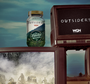 Ole Smoky Distillery Teams with WGN America's Outsiders