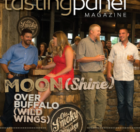 Tasting Panel | Moon(shine) Over Buffalo (Wild Wings)