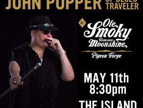 FREE Concert with John Popper of Blues Traveler