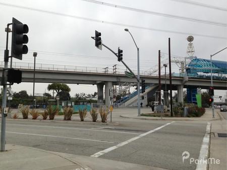 Redondo Beach Green Line Station Redondo Beach Ca