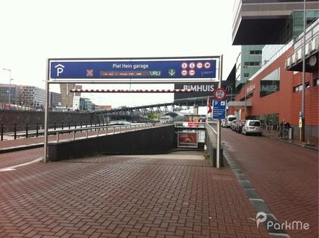 Piet Hein Garage Parking In Amsterdam Parkme