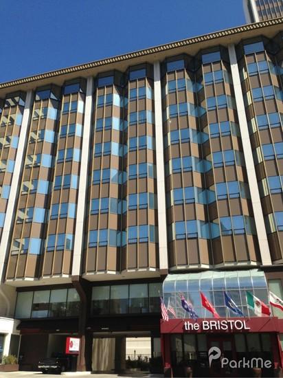 The Bristol Hotel San Diego Parking