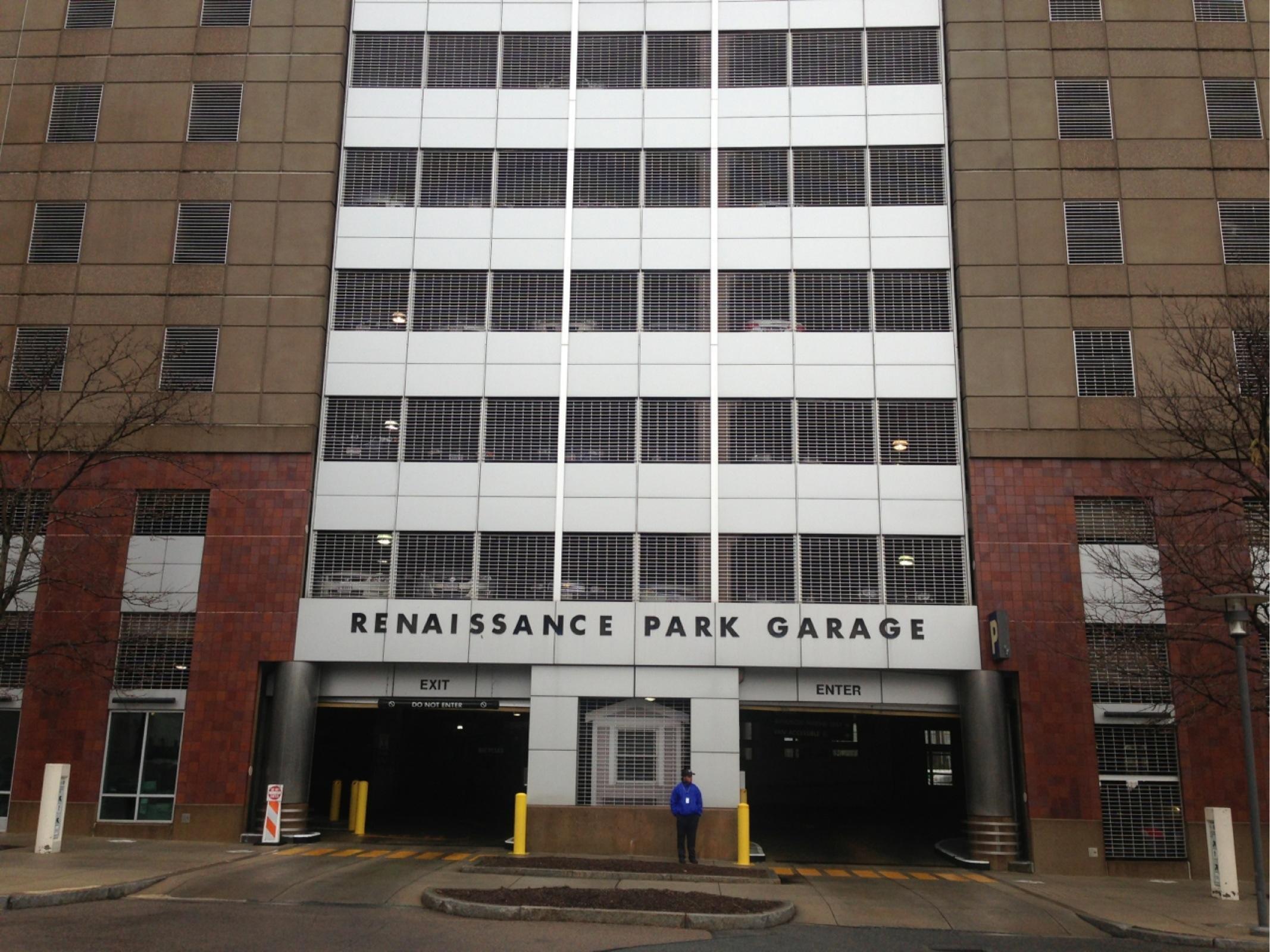 Renaissance Park Garage Parking In Roxbury Crossing Parkme