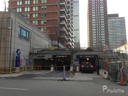 Prudential Center Parking Garage Parking In Boston Parkme