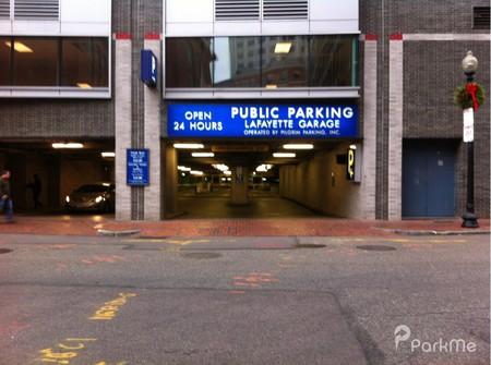 Lafayette Parking Garage Parking In Boston Parkme