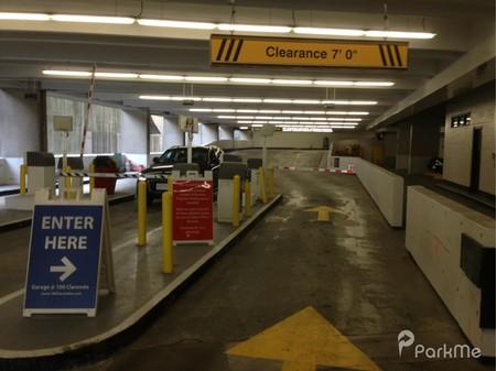 Garage At 100 Clarendon Parking In Boston Parkme