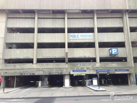 Boston Garden Parking Garage Rates Propark At 35 Lomasney Way